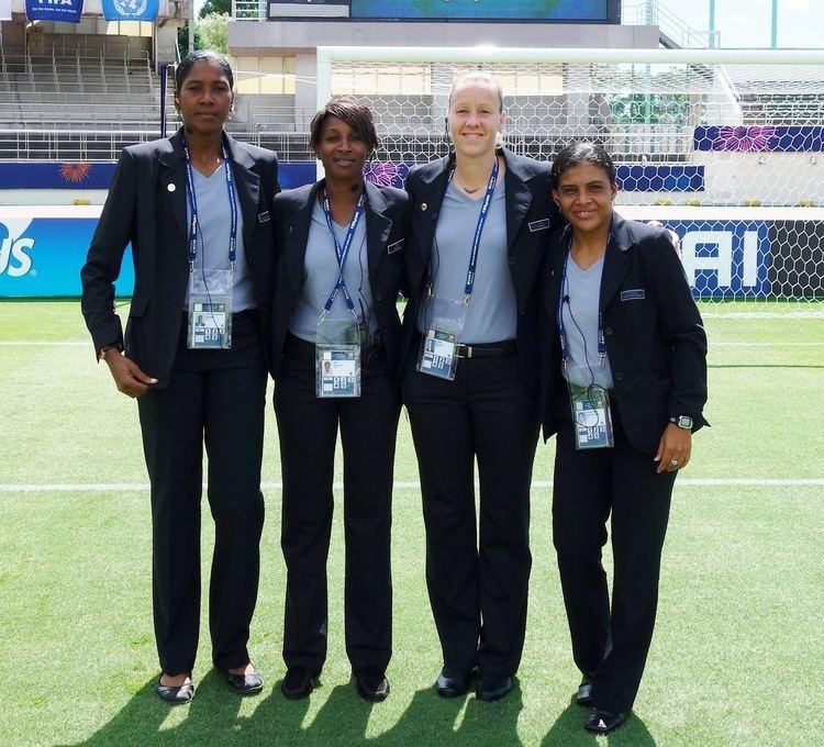 Margaret Domka FIFA U20 Women39s World Cup Japan 2012 USA Referee