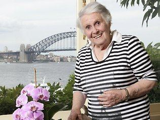 Margaret Fulton Cooking legend Margaret Fulton 39can39t be bothered39 with TV