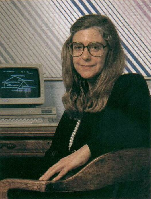 Margaret Hamilton (scientist) Margaret Hamilton scientist Wikipedia the free