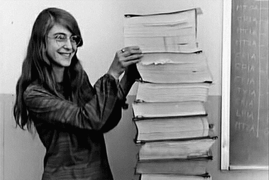 Margaret Hamilton (scientist) who is margaret hamilton Digital Media Academy