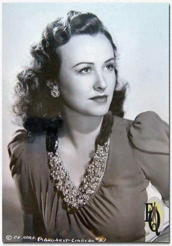 Margaret Lindsay Lijst van Personen Margaret Lindsay