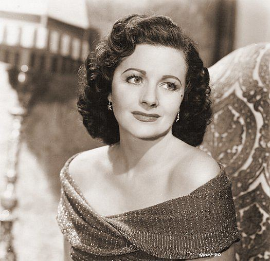 Margaret Lockwood Trouble in the Glen 1954 Margaret Lockwood Orson