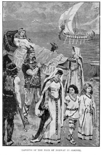 Margaret, Maid of Norway Margaret Maid of Norway and Queen of Scots Medievalistsnet