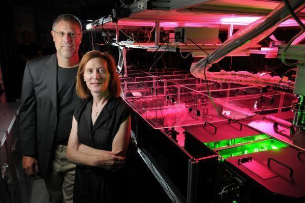 Margaret Murnane 24 million NSF grant to establish imaging science center at CU