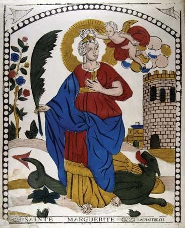 Margaret the Virgin Saint Margaret of Antioch Syrian saint Britannicacom