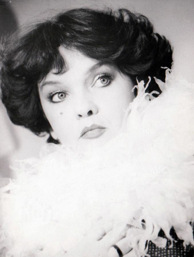 Margareta Pâslaru Picture of Margareta Paslaru