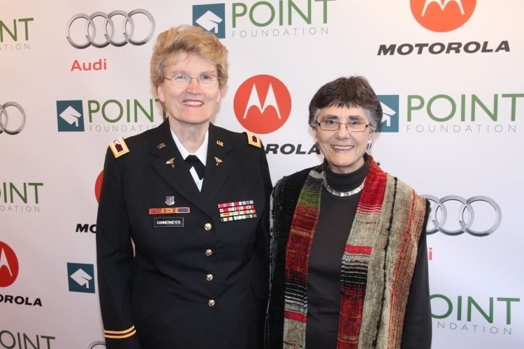 Margarethe Cammermeyer Point Legend Award Honoree Col Margarethe quotGrethe