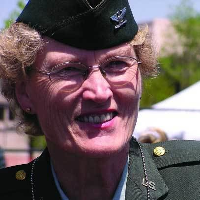 Margarethe Cammermeyer SILENT NO MORE Interview with Col Margarethe Cammermeyer