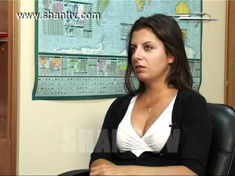 Margarita Simonyan Armenians of the WorldMargarita Simonyan YouTube