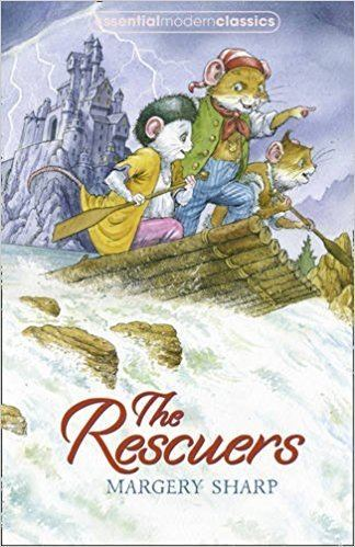 Margery Sharp The Rescuers Essential Modern Classics Amazoncouk