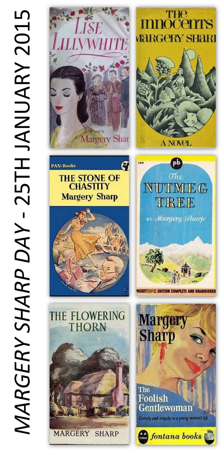 Margery Sharp Margery Sharp Leaves Pages