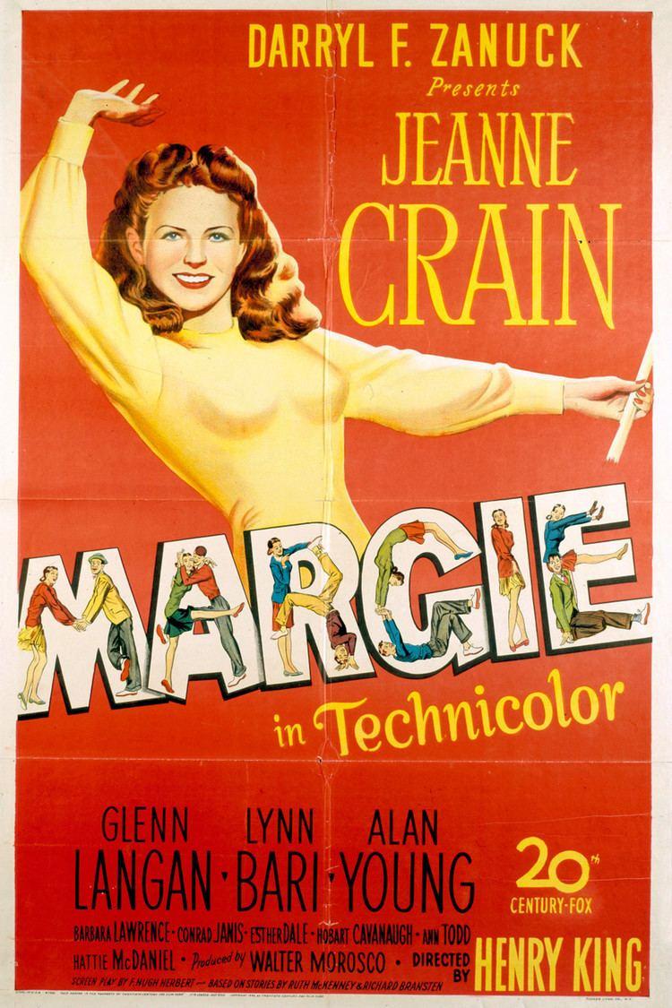 Margie (film) wwwgstaticcomtvthumbmovieposters6749p6749p