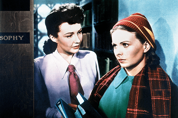 Margie (film) Sunshine and Shadow Film Comment