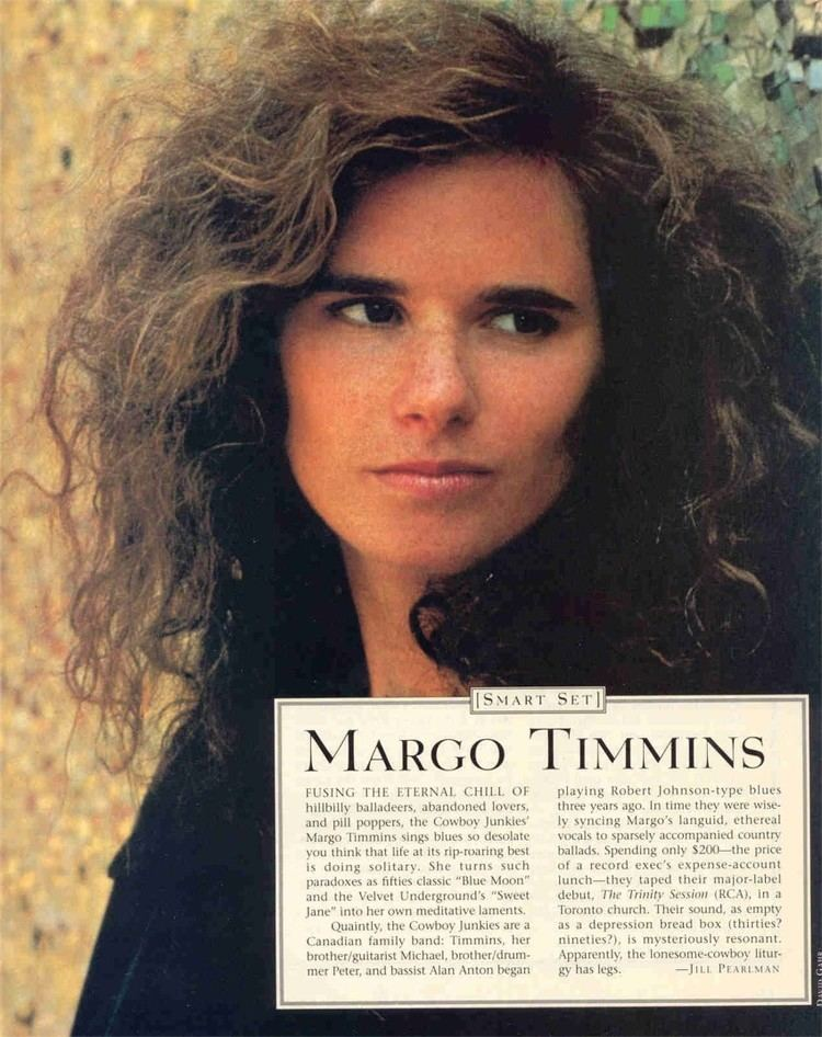 Margo Timmins wwwjunkiesfancomimagesMargomargosmartsetwebjpg