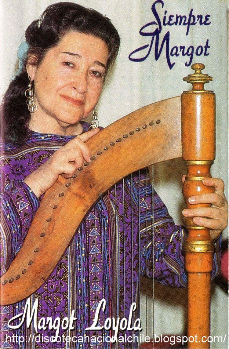 Margot Loyola Discoteca Nacional Chile Margot Loyola Por siempre Margot KEIA