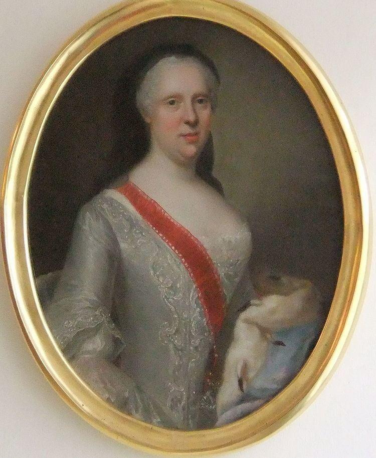 Margravine Albertina Frederica of Baden-Durlach