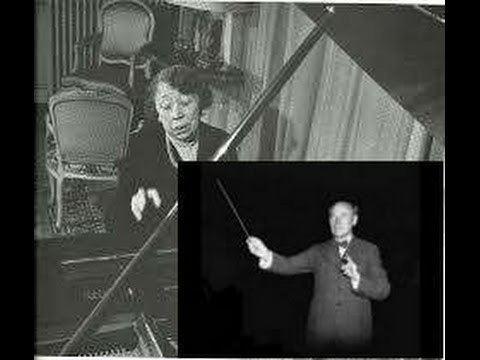 Marguerite Long BeethovenPiano Concerto3 Marguerite Long WeingartnerParis