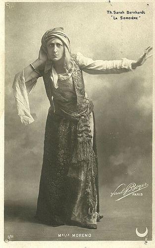 Marguerite Moreno European Film Star Postcards Marguerite Moreno