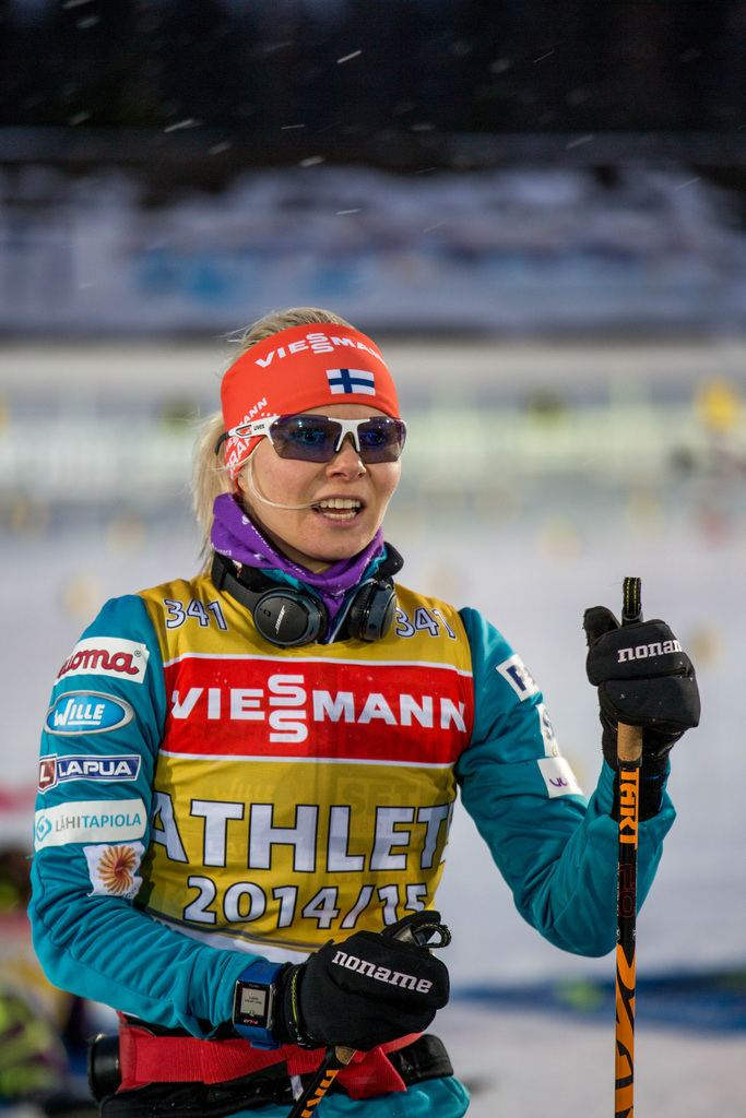 Mari Laukkanen Mari Laukkanen I39ll remember these World Championships