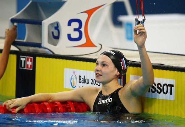 Maria Astashkina Maria Astashkina Pictures Swimming Day 13 Baku 2015
