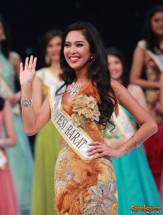 Maria Asteria Sastrayu Rahajeng Miss amp Putri Indonesia 20052015