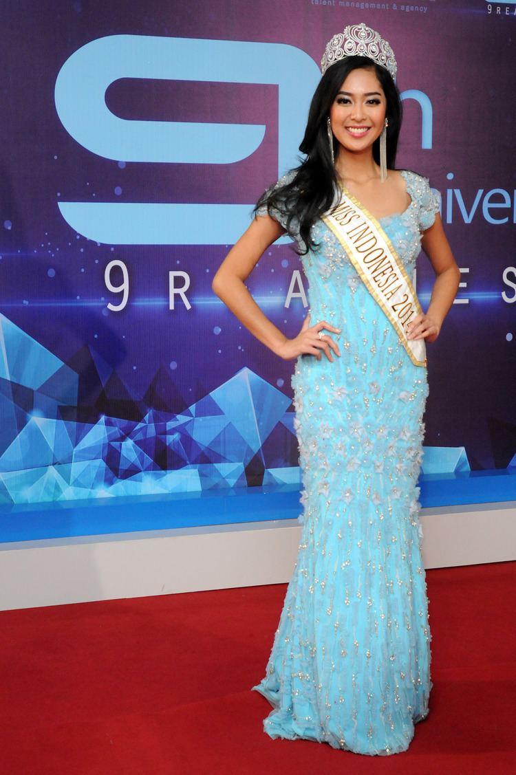 Maria Asteria Sastrayu Rahajeng Paskah Miss Indonesia 2014 kangen 39apple pie39 buatan ibu