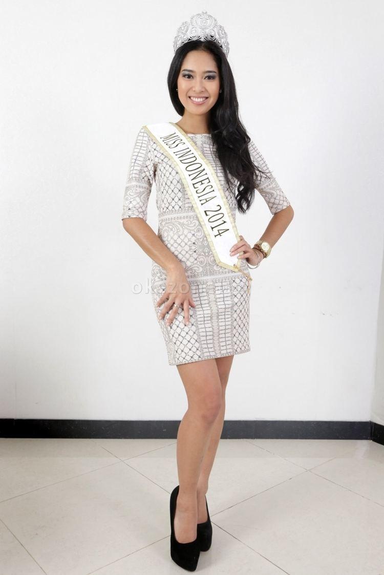 Maria Asteria Sastrayu Rahajeng Jadi Miss Indonesia 2014 Maria Rahajeng Lebih Dewasa ch