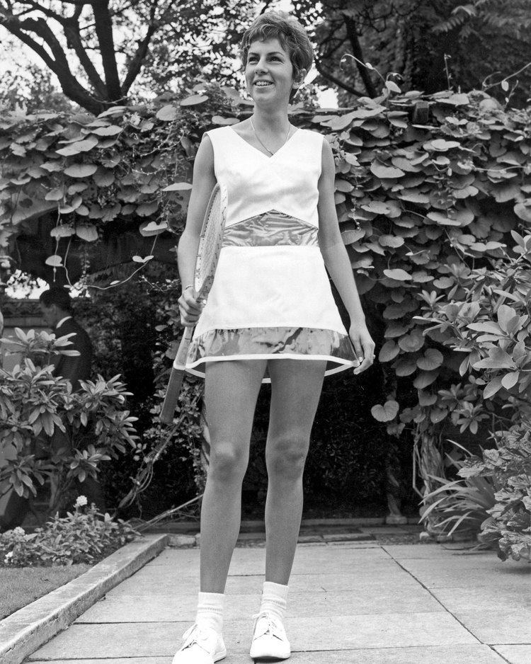Maria Bueno The latest craze Wimbledon Fashion ESPN