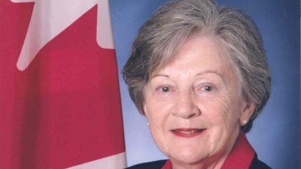 Maria Chaput Manitoba Senator Maria Chaput resigns says kept seat to fight