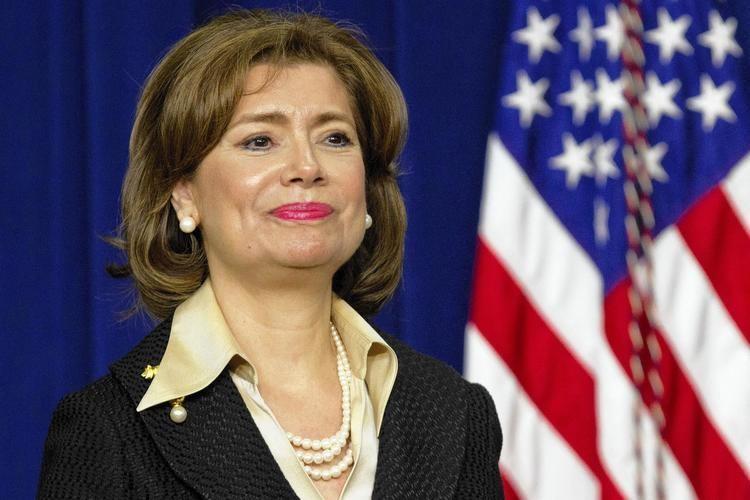 Maria Contreras-Sweet Maria ContrerasSweet confirmed as SBA chief latimes