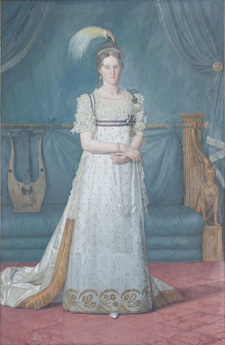 Maria Cristina of Naples and Sicily