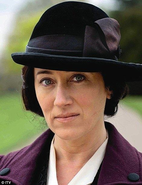 Maria Doyle Kennedy Downton Abbey Why Maria Doyle Kennedy relishes her evil role