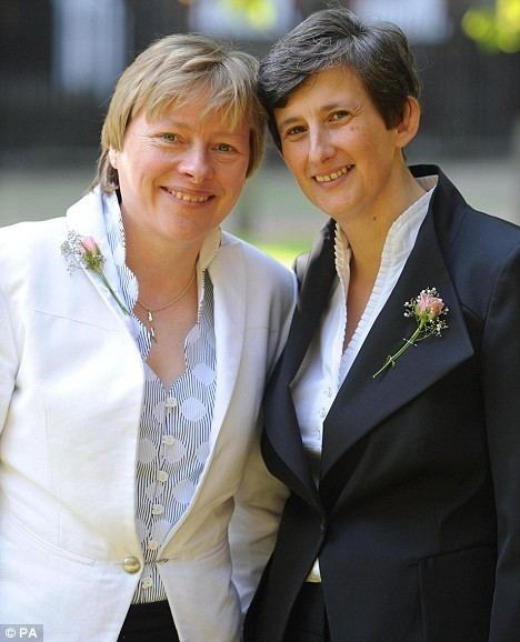 Maria Eagle Labour MP becomes first female politician to wed in civil