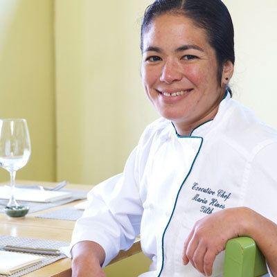 Maria Hines Chef Maria Hines Tilth Restaurant