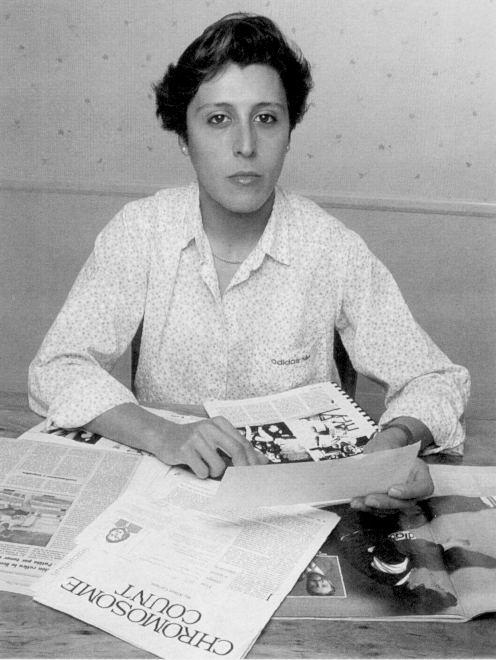 Maria José Martínez-Patiño Maria39s Story