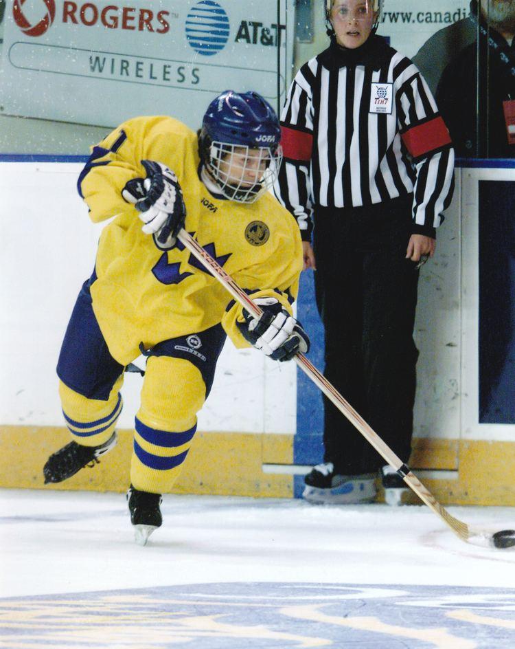 Maria Larsson (ice hockey) FileMaria Larsson Ice Hockeyjpg Wikimedia Commons