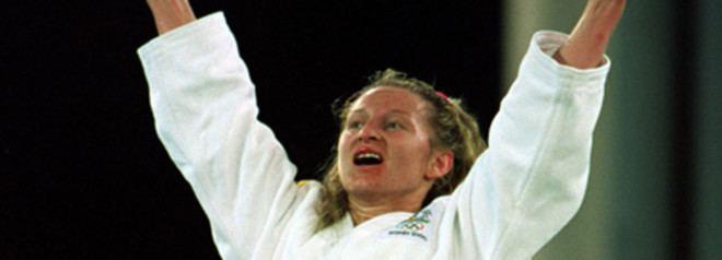 Maria Pekli Australian Olympic Committee Maria Pekli