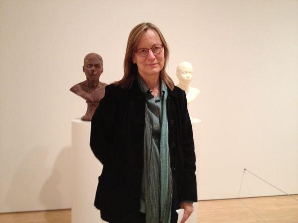 Maria Porges SECA 50th Anniversary ArtistonArtist Talks Maria Porges on Janine
