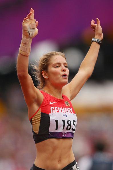 Maria Seifert Maria Seifert Photos Photos 2012 London Paralympics Day 4