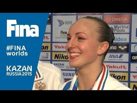 Maria Shurochkina  nackt