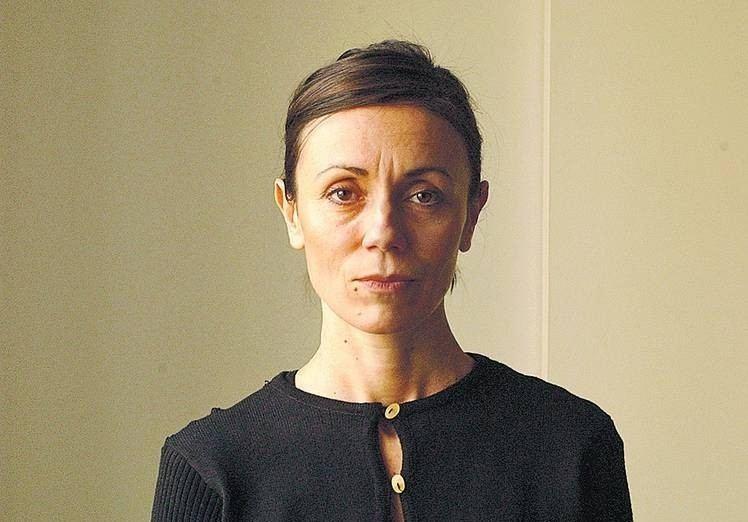 Maria Sonia Cristoff Inclyanme afuera de Mara Sonia Cristoff Revista Vsperas