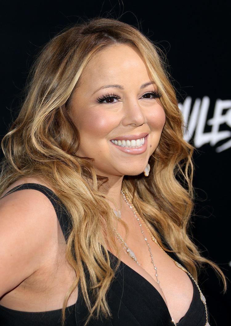 Mariah Carey Did Mariah Carey Photoshop Her New Album Cover or Do We