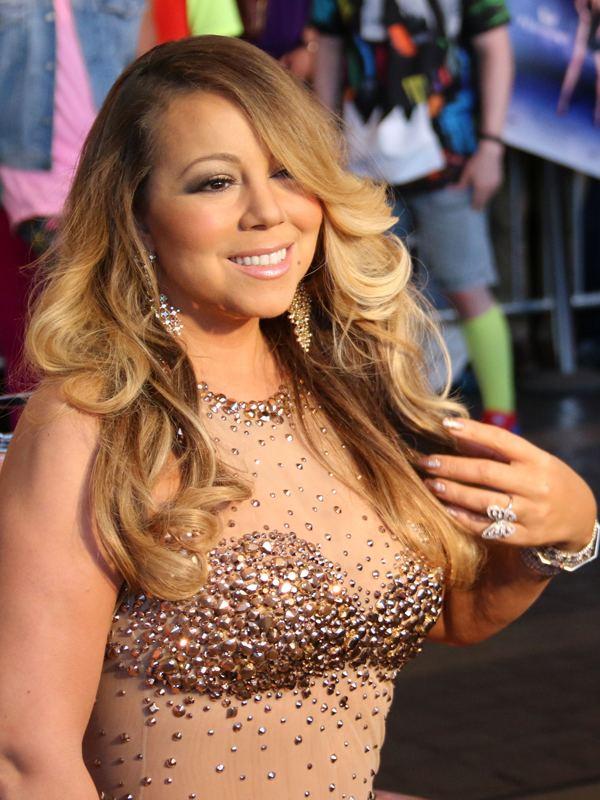 Mariah Carey Mariah Carey is back Listen to star hit those high notes