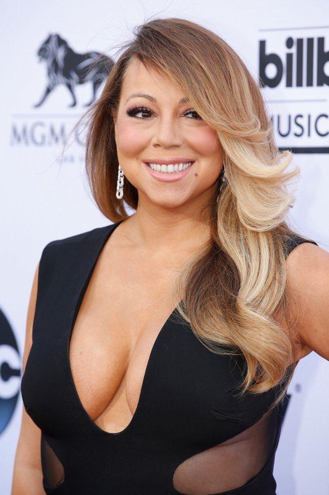 Mariah Carey Mariah Carey39s Billboard Music Awards makeup