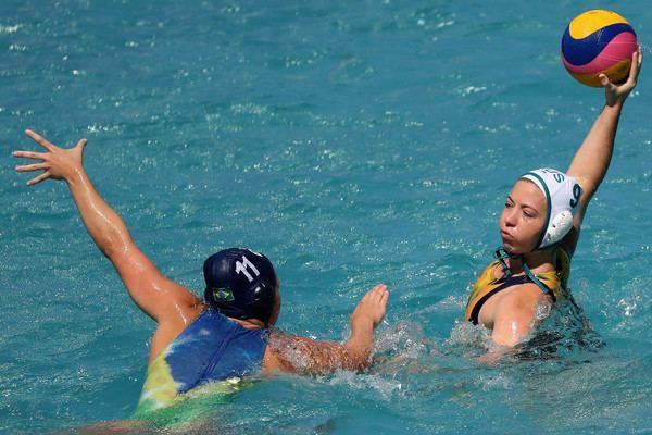 Mariana Duarte Mariana Duarte Photos Photos Water Polo Olympics Day 8 Zimbio