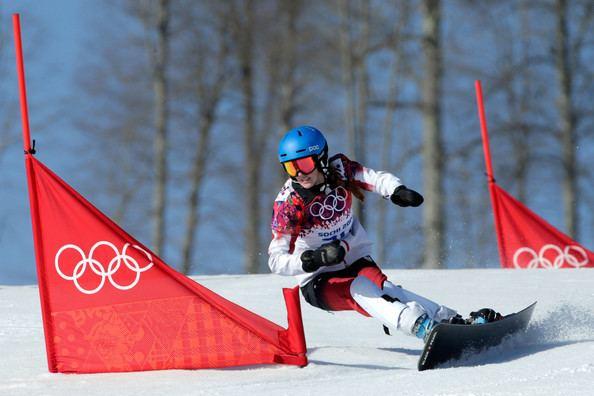 Marianne Leeson Marianne Leeson Photos Snowboard Winter Olympics Day