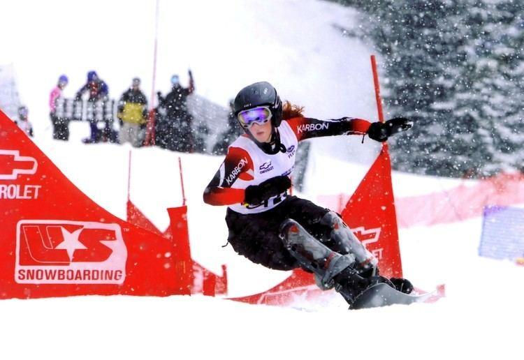 Marianne Leeson Marianne Leeson Olympic Hopeful Snowboard Racer