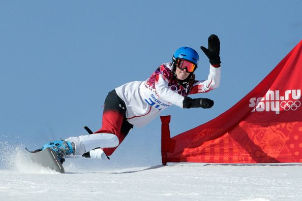 Marianne Leeson Marianne Leeson Photos Photos Snowboard Winter Olympics Day 15
