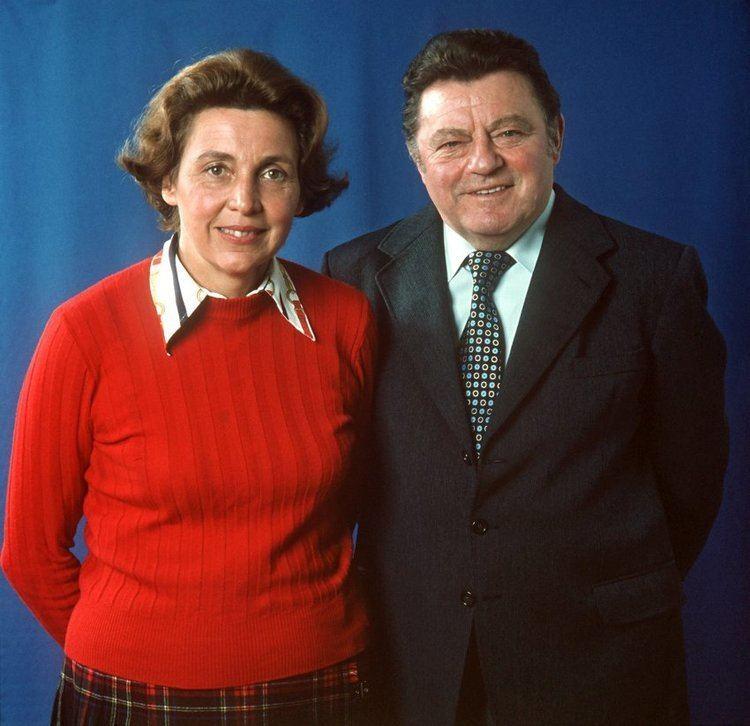 Marianne Strauss Franz Josef Strau Unbekannte Tagebuchnotizen der