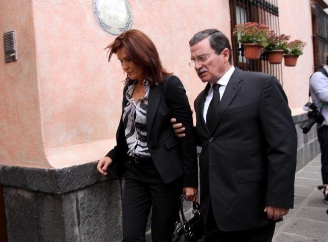 Mariano Palacios Alcocer Palacios Alcocer va al Vaticano